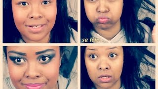 ✿10 faux pas maquillage ✿ (HD) à  prendre avec humour