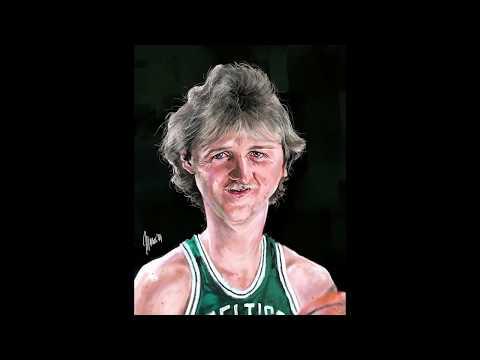 Larry Bird NBA Career Mixtape 2017 -