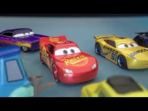 Extreme Mud Racing | Racing Sports Network by Disney•Pixar Cars