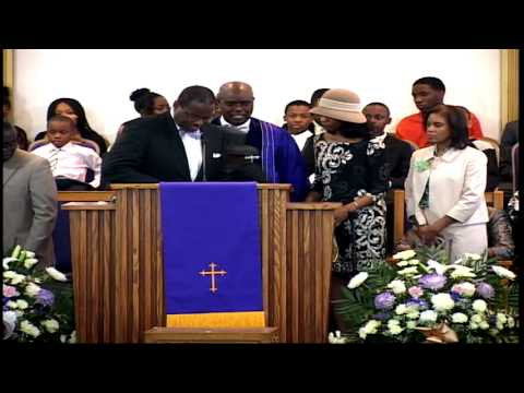 Pastor Francis Installation Service 1-12-13 Service