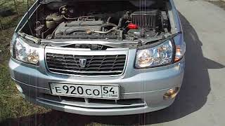 Мини обзор на Nissan Liberty 1999 года