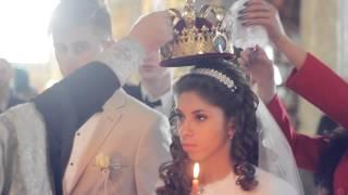 Владислав и Ангелина (Венчание)  (Видеосъемка Киев - Kiwi Media)