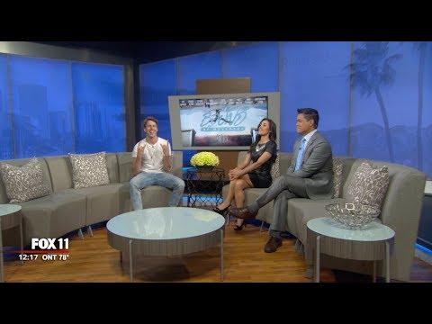 Jesse La Flair Talking Parkour LIVE On FOX NEWS