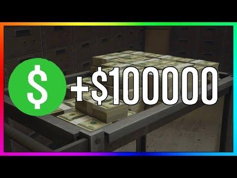 GTA 5 ONLINE - *NEW* SOLO UNLIMITED MONEY METHOD! | Best Fast Easy GTA Online Money Guide