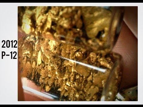 S/3-PRT/12 THE GOLD PROSPECTOR MINER or BUST