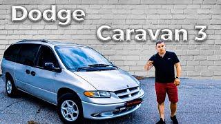Dodge Caravan 3 Тест драйв Dodge Caravan 3 2000 г . Обзор авто от STAS Texnar