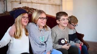 Designer Kids Glasses by Jonas Paul