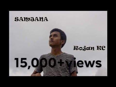 Samjana - Rojan kc (official audio)