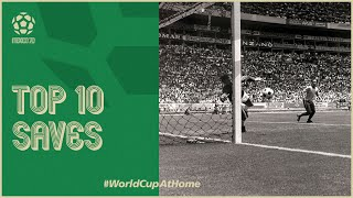 Top 10 Saves | 1970 FIFA World Cup