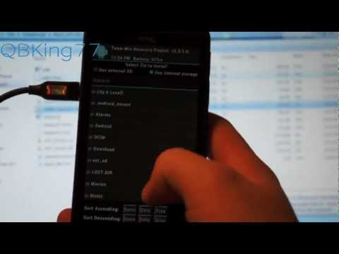How to Root the HTC EVO 4G LTE - Latest