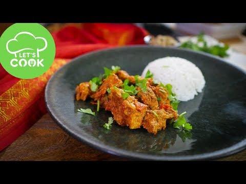 Chicken Tikka Masala Ein Indisches Rezept Das Umhaut Youtube