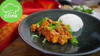 Chicken Tikka Masala   Ein Indisches Rezept, das umhaut! 😍