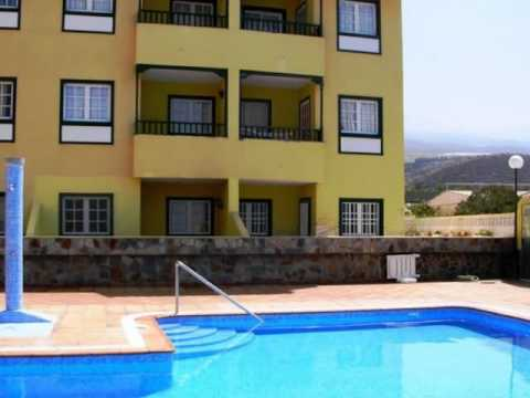Santiago del Teide, Tenerife, 1-bed apartment for sale, bank repo, 100% finance!