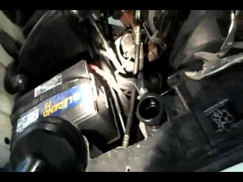 Replacing Heater Core Hose 88 94 C1500 Gmc Chevrolet Truck