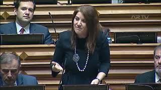 OE2019: Intervenção de Emília Cerqueira no Plenário