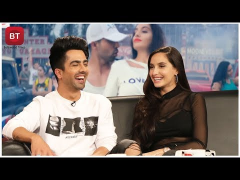 Hardy Sandhu And Nora Fatehi Reveals What Are Three Things They Said NO To