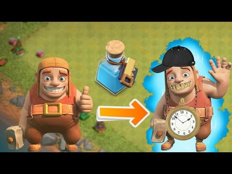 MEGA BAUARBEITER BOOST! ☆ Clash of Clans ☆ CoC