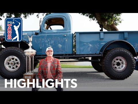 Jason Kokrak's winning highlights from Charles Schwab | 2021