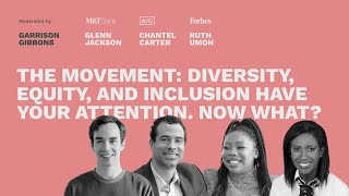 Diversity, Equity, and Inclusion Have Your Attention, Now What? - Pros & Content Connect 2020