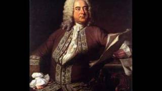handel suite in d major for trumpet and orchestra vivace