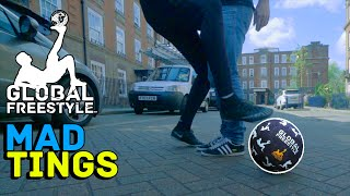 HOW TO BEAT A DEFENDER // STREET SOCCER // FREESTYLE FOOTBALL