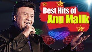Best of Anu Malik | Top Bollywood Songs - Iss Tarah Aashiqui Ka | Superhit Romantic Songs Collection