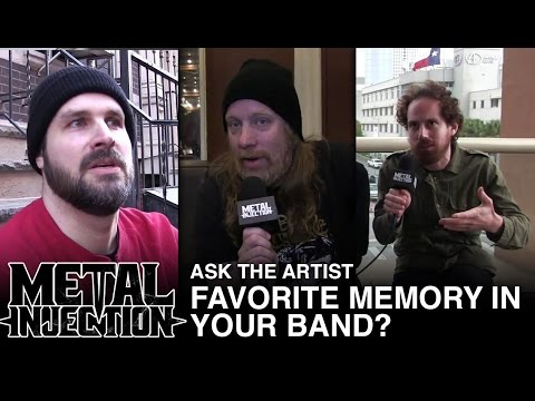 ASK THE ARTIST: Your Favorite Memory in Your Band? | Metal Injection