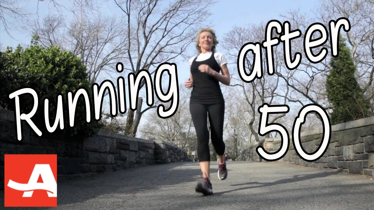 Starting exercise after 50