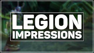 """WoW Legion: Impressions - """"Undoing WoD"""