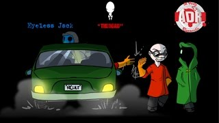Al Dente Rigamortis - Episode 50: Eyeless Jack and The Road