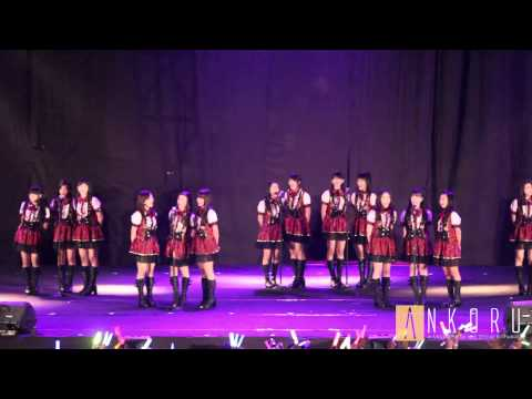 JKT48 - Pembatas Buku Sakura Live at Sportorium UMY