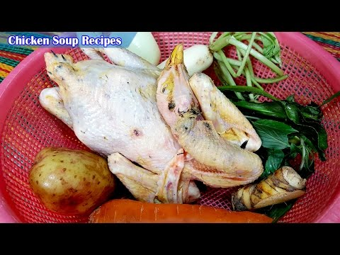 Chicken Soup Recipes, Culinary Cooking, Homemade food