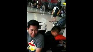 Terdampar di Bandara Soekarno-hatta