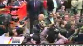 Carmen Aristegui sale de MVS despues de este video