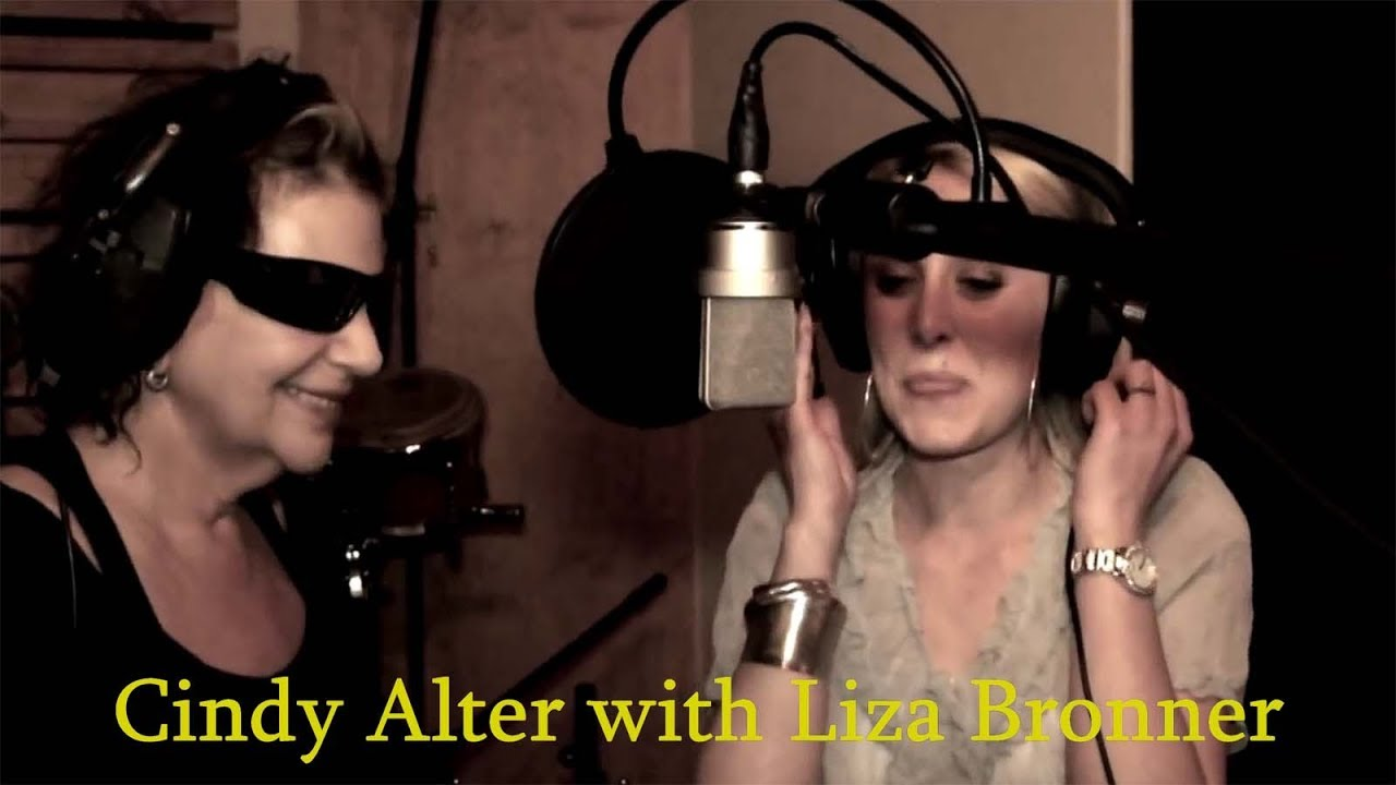 3ee5a405a8 Cindy Alter and Liza Bronner - Substitute (Duet) - YouTube