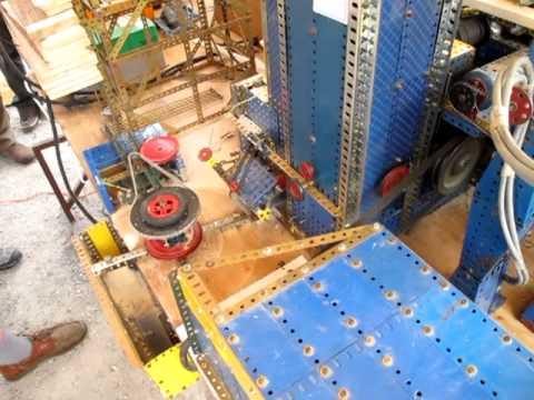 Amazing Erector Set Sawmill 2