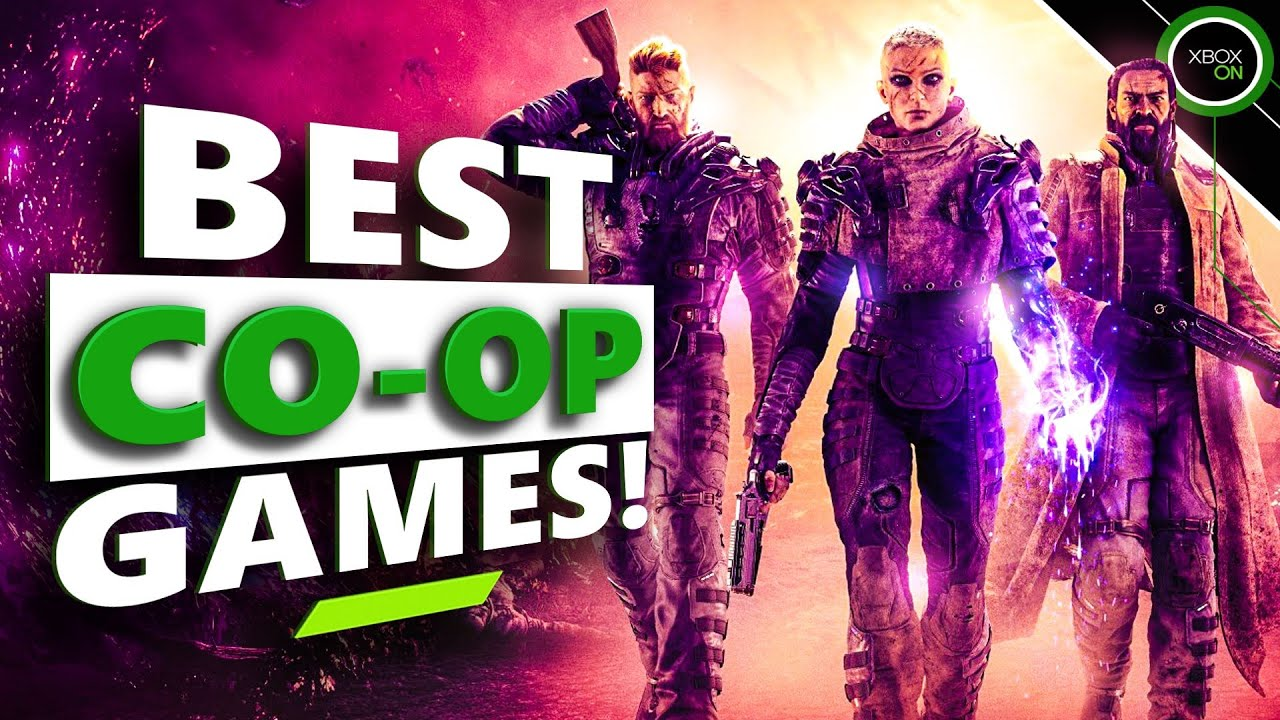 15 BEST Co-op Xbox Games On Xbox Game Pass