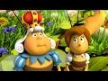 Приключения пчёлки Майи #3 аудиокнига с картинками