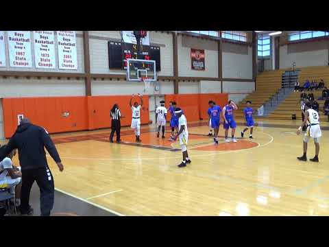 2nd-Qt. Eagle Academy-Nwk. N.J., Varsity vs. Jonathan Dayton High School N.J. 2-3-2018