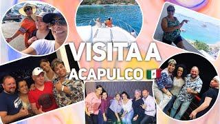 Mi Visita a Acapulco Guerrero, Con mis Hijas