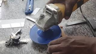 How to make Acrylic cutter