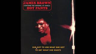 James Brown - Hot Pants [Album Version]