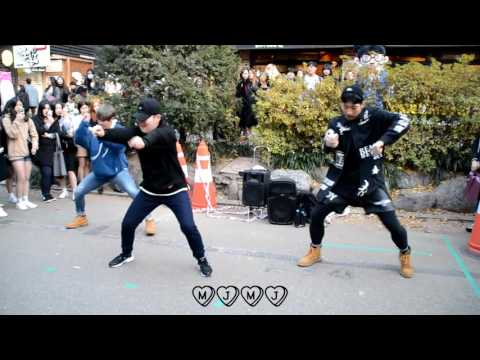 161120 // DOB 디오비 // Dancing King // EXO 엑소