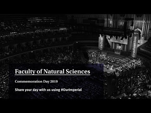 Commemoration Day: Faculty Of Natural Sciences