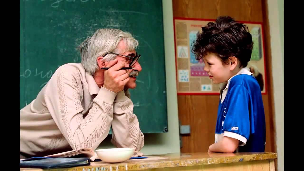 учитель дети фото
