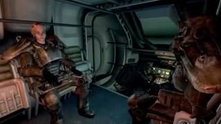 Fallout 3 Broken Steel Ending (Brotherhood)