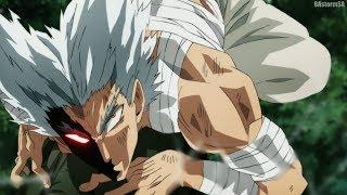 Гароу против 8 Героев / Garou vs 8 Heroes (1/2) [One Punch Man 2]