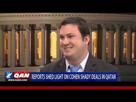 Reports shed light on Michael Cohen's shady deals in Qatar