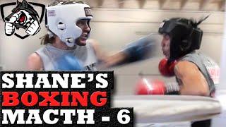 Shane Fazen Boxing Match 5/16