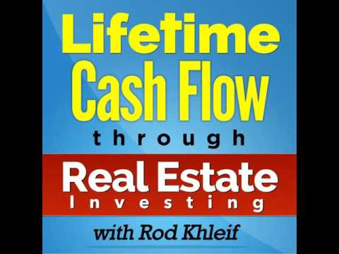 Ep #8 - Jonathan Twombly is a former corporate attorney and a multifamily real estate investor...